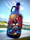 Purcellville/Ashburn Pub Custom Art Growler -Day of the Dead -Local Pickup Only!