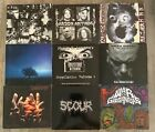 Housecore CD Lot- Haarp, Scour, Phil Anselmo, Arson Anthem, PanterA