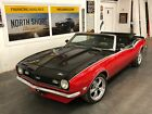 1968 Chevrolet Camaro PRO TOURING CONVERTIBLE 454 BIG BLOCK SEE VIDEO Chevrolet Camaro Black with 16680 Miles for sale