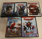 Venom Ant Man Deadpool 2 Spider Man Homecoming  Into The Spider Verse DVD