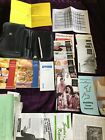 Weight Watchers Organizer Black Pen 2001 Sarah Duchess Journal 123 Sucess