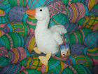 TY Beanie Baby -  GUSSY the Goose (Charlotte's Web Movie Promo)   SEE NOTE  RARE