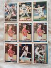 1991 Topps Baseball Complete Set - 2,232 Total Cards Includes Traded Set