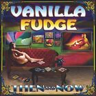 VANILLA FUDGE-THEN AND NOW -EXPANDED EDITION--IMPORT 2 CD WITH JAP JP Offici