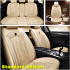 Standard Edition Full Set Car Seat Cover Seat Protector 5 Seats Car Accessories