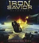 IRON SAVIOR Reforged : Riding On Fire + 1 JAPAN 2CD Masterplan SavJP Officia