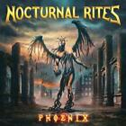 NOCTURNAL RITES Phoenix + 1 JAPAN CD Persuader Guillotine Engraved ScaJP Off