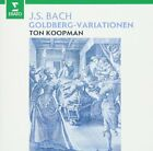 TON KOOPMAN-BACH : GOLDBERG VARIATIONEN BWV988-JA JP Official