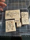 Rubber stamps Stampin up CTMH new and used retied hard to find