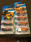 2012 Hot Wheels Treasure Hunt LOT OF 7