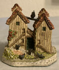 David Winter Cottages The Shires Hampshire Hutches 1992 W/Box