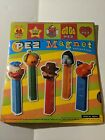 NEW 1997 Blue Q PEZ Magnet Collection Duck Orange Sheriff Mr. Ugly Elephant