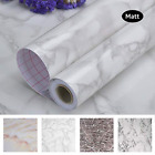 Marble Contact Paper Countertops Self Adhesive Shelf Drawer Liner Wallpaper NEW