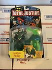 Vintage Total Justice Emerald Twilight Parallax Action Figure NEW