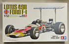 Vintage TAMIYA plastic Model 1:12 scale LOTUS 49B FORD F-1 Kit BS1204 Series 4