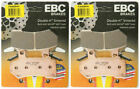EBC HH Sintered Brake Pads Front Harley VRSCSE2 Screamin Eagle V-Rod 2006