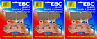 EBC HH Front/Rear Brake Pads 3 Sets Harley VRSCSE2 Screamin Eagle V-Rod 2006