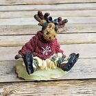 Boyds Bear Mattie Frostburns Triple Klutz Figure The Moose Troop Style #36904