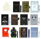 11 Men Cologne Sample Vial Polo Red Tom Ford Prada Versace Travel Lot New 0.05oz