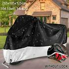 XXXL Waterproof Motorcycle Cover For Harley Davidson Street Road Glide Touring Q