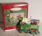 Hallmark Jonah and the Great Fish Favorite Bible Stories Christmas Ornament 2000