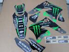 PRO  TEAM  KAWASAKI GRAPHICS  KX250F 2006 2007 2008  KX250