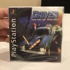 Driver You Are The Wheelman Sony PlayStation 1 1999