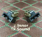 Vintage Yamaha TT 400 Turntable PARTS Dust Cover Hinges
