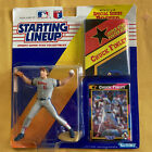 1992 Kenner Starting Lineup SLU CHUCK FINLEY California Angels New in Package