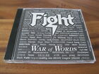 FIGHT WAR OF WORDS (CD) COLUMBIA HOUSE CANADA - ROB HALFORD - DISC ALMOST MINT