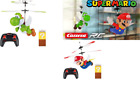 Super Mario w Yoshi RC Flying 24 GHz Drone Toys USB Question Mark Block Stands