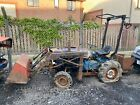 FORD 1210 COMPACT TRACTOR 3 CYLINDER WITH FRONT LOADER
