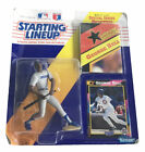 MLB Starting Lineup SLU George Bell Action Figure Chicago Cubs 1992 Kenner