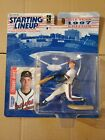 Starting Lineup 1997 Chipper Jones Atlanta Braves (2nd piece) MIP