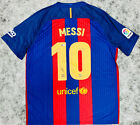 Barcelona Lionel Messi Signed Soccer Jersey Auto Beckett BAS COA Auction