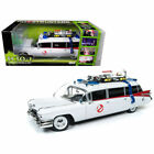 1959 CADILLAC AMBULANCE ECTO 1 GHOSTBUSTERS 1 MOVIE 1 18 BY AUTOWORLD AWSS118