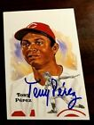 Tony Perez Cards, Rookie Card and Autographed Memorabilia Guide 34