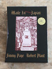 Jimmy Page & Robert Plant ‎- Made In Occupied Japan / Tarantura 6CD+1DVD BOX