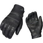 2020 Scorpion Abrams Leather Street Motorcycle Riding Gloves