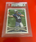 Lucky Charms on a 2012 Topps Football Andrew Luck Variation 14