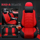 Us Universal 5 Seats Car Suv Pu Leather Cushions Frontrear Seat Covers Full Set