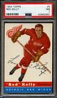1954 TOPPS RED KELLY #5 PSA 7