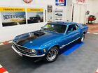 1970 Ford Mustang MACH 1 SPORTS ROOF MARTI REPORT 351 SHAKER HO 1970 Ford Mustang Blue with 32236 Miles available now