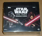 Star Wars Card Trader Trading Cards 2016 Topps Factory Sealed Hobby Box.