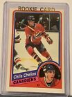 Chris Chelios Rookie Cards and Autograph Memorabilia Buying Guide 18