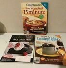 WEIGHT WATCHERS AND COOKING LIGHT MAGAZINES LOT OF 3