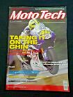 Moto Tech 2002 Motorcycle Performance Magazine Race Tech  Ecosse Spirit ES1 BMW