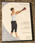 Iron Core Kettlebell (4-DVD) exercise weight loss brand new Factory Sealed