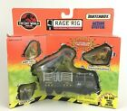 Rage Rig Tyrannosaurus The Lost World Jurassic Park Matchbox Action System