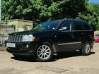 LARGER PHOTOS: 2006 JEEP CHEROKEE OVERLAND CRD - SUNROOF, LONG MOT, LEATHER/SUEDE, WOOD TRIM